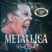 METALLICA  - 3xCD ROCK BOX (2CD+DVD)