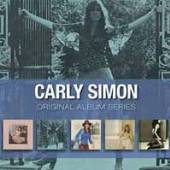 SIMON CARLY  - 5xCD ORIGINAL ALBUM SERIES