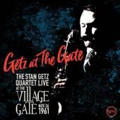 STAN GETZ (1927-1991)  - 3xVINYL GETZ AT THE ..