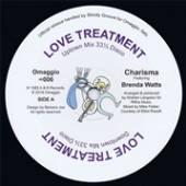CHARISMA  - VINYL LOVE TREATMENT [VINYL]