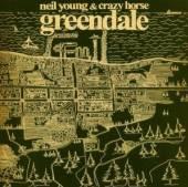 YOUNG NEIL  - CD GREENDALE 2ND EDITION (BONUS DVD)