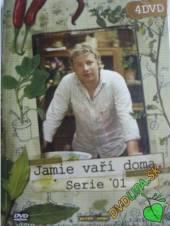 Jamie varí doma I. (4 DVD) - supershop.sk