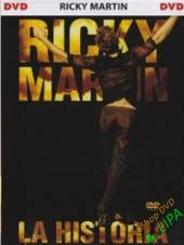FILM  - DVD Ricky Martin - La historia DVD