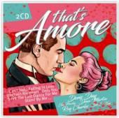 DORIS DAY DEAN MARTIN BEN E.  - CD THAT'S AMORE