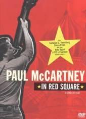 PAUL MCCARTNEY  - DV LIVE IN RED SQUARE 2003