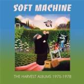 SOFT MACHINE  - 3xCD THE HARVEST ALB..