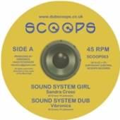 CROSS SANDRA & VIBRONICS  - VINYL SOUND SYSTEM.. -10- [VINYL]