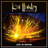 HENSLEY KEN -LIVE FIRE-  - 2xCD+DVD LIVE IN RUSSIA -CD+DVD-