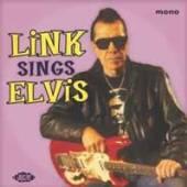 LINK WRAY  - VINYL LINK SINGS ELVIS [10