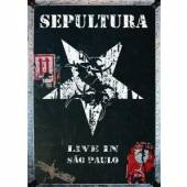 SEPULTURA  - DVD LIVE IN SAO PAULO