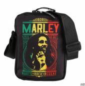 BOB MARLEY  - BAG ROOTS ROCK REGGAE (CROSS BODY BAG)