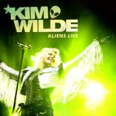 WILDE KIM  - CD ALIENS LIVE
