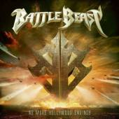 BATTLE BEAST  - CD NO MORE HOLLYWOOD ENDINGS