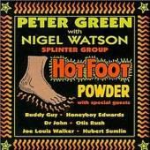 PETER GREEN WITH NIGEL WATSON  - VINYL HOT FOOT [VINYL]