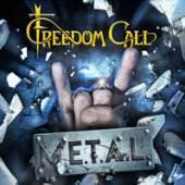 FREEDOM CALL  - 2xVINYL M.E.T.A.L. (2LP+CD) [VINYL]