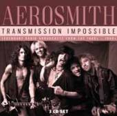 AEROSMITH  - 3xCD TRANSMISSION IMPOSSIBLE (3CD)