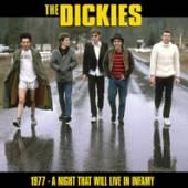 DICKIES  - VINYL A NIGHT THAT W..