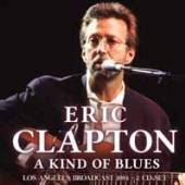 ERIC CLAPTON  - CD+DVD A KIND OF BLUES (2CD)