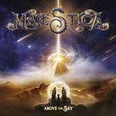 MAJESTICA  - CD ABOVE THE SKY LIMITED EDITION