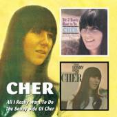 CHER  - CD ALL I REALLY WANT../SONNY