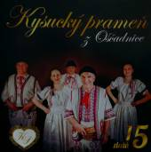 KYSUCKY PRAMEN Z OSCADNICE  - CD 15 ZLATA 15