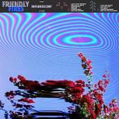 FRIENDLY FIRES  - VINYL INFLORESCENT/BLACK LP [VINYL]