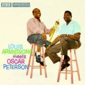 ARMSTRONG LOUIS  - CD MEETS OSCAR PETERSON