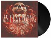 AS I LAY DYING  - VINYL THE POWERLESS RISE [VINYL]