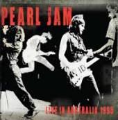 PEARL JAM  - CD+DVD LIVE IN AUSTRALIA 1995