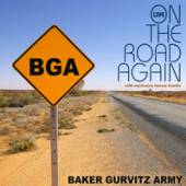 BAKER GURVITZ ARMY  - CDD ON THE ROAD AGAIN (LIVE)