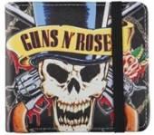 GUNS N' ROSES  - WLT SKULL N GUNS (WALLET)