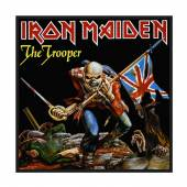 IRON MAIDEN  - PTCH THE TROOPER (PACKAGED)