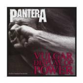 PANTERA  - PTCH VULGAR DISPLAY OF POWER (PACKAGED)