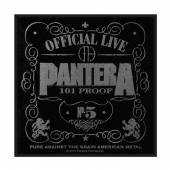 PANTERA  - PTCH OFFICIAL LIVE 101% PROOF (PACKAGED)
