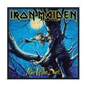 IRON MAIDEN  - PTCH FEAR OF THE DARK (PACKAGED)