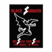 BLACK SABBATH  - PTCH SOLD OUR SOULS (PACKAGED)