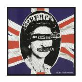 SEX PISTOLS  - PTCH GOD SAVE THE QUEEN (PACKAGED)