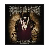 CRADLE OF FILTH  - PTCH CRUELTY AND THE BEAST