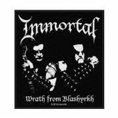 IMMORTAL  - PTCH WRATH OF BLASHYRKH