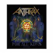 ANTHRAX  - PTCH FOR ALL KINGS