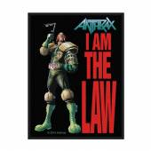 ANTHRAX  - PTCH I AM THE LAW