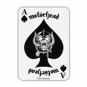 MOTORHEAD  - PTCH ACE OF SPADES CARD