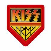 KISS  - PTCH KISS ARMY BADGE