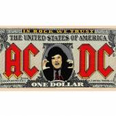 AC/DC  - PTCH BANK NOTE