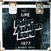 PAICE ASHTON & LORD  - CD LIVE 1977