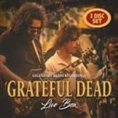 GRATEFUL DEAD  - CD LIVE BOX (3CD BOX)