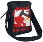 METALLICA  - BAG KILL EM ALL (CROSS BODY)
