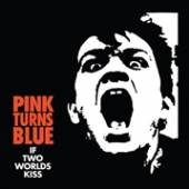 PINK TURNS BLUE  - VINYL IF TWO WORLDS ..