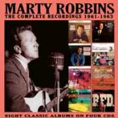 MARTY ROBBINS  - 4xCD THE COMPLETE RE..