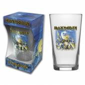 IRON MAIDEN  - PINT LIVE AFTER DEATH